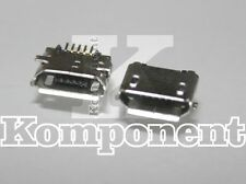 Connettore Micro USB Tipo B Femmina 5 Pin 2 Piedi a Saldare 2 Pezzi