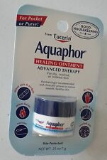 New Eucerin Aquaphor Healing Ointment Advanced Therapy Skin Protectant .25 oz