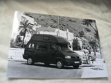 V0009) VW T4 California Coach mit Hochdach - Presse Foto press photo 06.1995