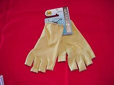 The Original UV Buff II Sun & Water Gloves Light Sage Size M/L (9-10) GREAT NEW