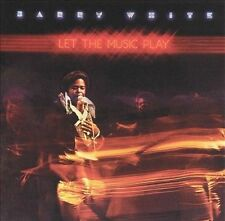 White, Barry - Let The Music Play - White, Barry CD