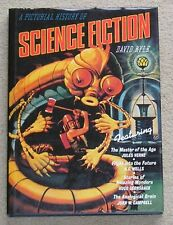 A Pictorial History of Science Fiction by David Kyle - HB/dj