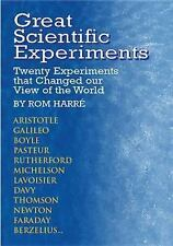 Great Scientific Experiments : Twenty Experiments That Changed Our View of...