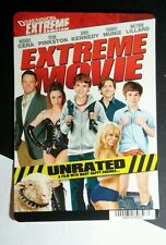 EXTREME MOVIE CERA PINKSTON LILLARD KENNE MINI POSTER BACKER CARD (NOT A movie )
