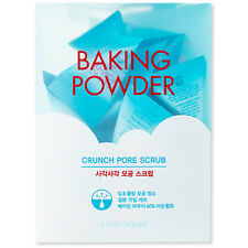 Etude House Baking Powder Crunch Pore Scrub 7gx24ea