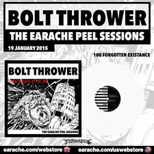 Bolt Thrower - Earache Peel Sessions (Die Hard, Forgotten Existance, 100 Copies)