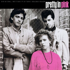 Pretty In Pink ORIGINAL MOVIE SOUNDTRACK Limited NEW PINK COLORED VINYL LP