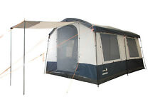 TENT PANDA DORADO 5+5 PERSONS FAMILY TENT, TUNNEL SHAPE - HIGH VOLUME