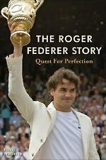 The Roger Federer Story : Quest for Perfection by Rene Stauffer (2007, Hardcove…