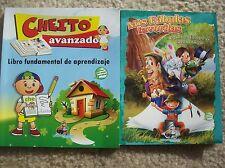 Cheito Libros en español - Combo 4