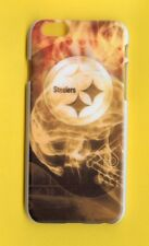 "PITTSBURGH STEELERS Rigid Snap-on Case for iPhone 6 / 6S 4.7"" (Design 17)+STYLUS"