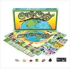 Late For the Sky Earth-Opoly board game age 8 to adult Earth lover fun LATEEARTH