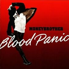Moneybrother - Blood Panic BURNING HEART RECORDS CD 2003