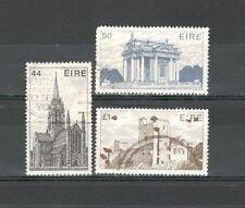 R934 - IRLANDA 1982 - LOTTO USATO DELL'ANNATA N°490,491,501 - VEDI FOTO