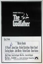 Al Pacino The Godfather Authentic Signed 27X40 Poster PSA/DNA ITP #5A80161