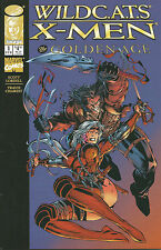 WILDCATS / X-MEN: THE GOLDEN AGE # 1 / IMAGE/MARVEL / SEP 1996 / 1ST PRINT / N/M