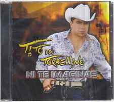 CD - Tito y Su Torbellino NEW Ni Te Imaginas FAST SHIPPING !