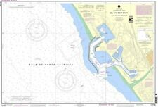 NOAA Chart Del Mar Boat Basin 7th Edition 18758