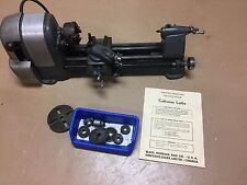 Craftsman Metal Lathe Model 109 with Accessories
