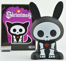 Skelanimals Series 3 GITD Vinyl 3-Inch Mini-Figure - Jack The Rabbit