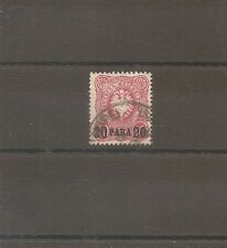 TIMBRE ALLEMAGNE DEUTSCHE KOLONIE GERMAN LEVANT N°2 OBLITERE USED