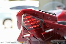 06-07 YZF R6 INTEGRATED SEQUENTIAL Signal LED Rear Tail Light SMOKE TINTED Y-6R6