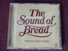 Bread - The Sound Of Bread.Their 20 Finest Songs.Greatest Hits,David Gates.VGC.