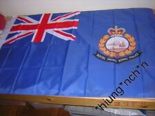 British Empire Flag Pre 1997 Royal Hong Kong Police Force RHKP Ensign Union Jack