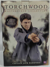 "DOCTOR WHO / TORCHWOOD : CAPTAIN JACK HARKNESS 8"" LIMITE EDITION MAXI BUST (TK)"