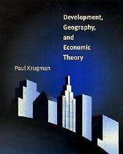 Development, Geography, and Economic Theory (Ohlin Lectures) by Krugman, Paul