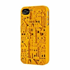 Switcheasy Chateau Avant-Garde Protective Stylish Cases for iPhone 4/4s-Yellow
