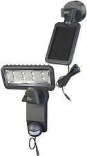 Solar LED Spotlight Premium SOL SH0805 P1 IP44 with infrared motion detector 8