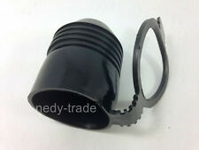 Towbar Towball Soft Plastic Cap Cover Black Tow Ball Towing Protect Car Auto Bus