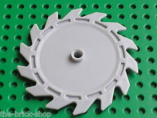LEGO indiana jones MdStone Technic Disc 8 x 8 Saw Blade ref 61403 / Set 7626