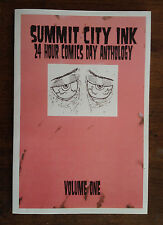 Summit City Ink: 24 Hour Comics Day Anthology Signed and Sketch
