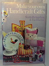 Make Your Own Handicraft Gifts, Richardson & Harlow HB FIRST EDITION