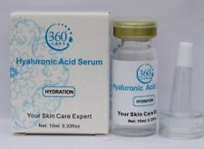 HYALURONIC ACID CONCENTRATED SERUM 10ML MICRONEEDLE DERMA ROLLER/STAMP