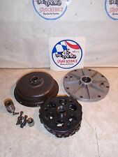 VINTAGE RACING GO KART HEGAR OIL CLUTCH 9 TOOTH 35 CHAIN McCULLOCH CART PART