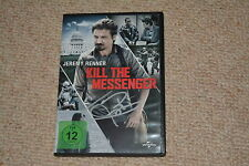 JEREMY RENNER signed  Autogramm In Person  KILL THE MESSENGER DVD