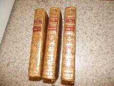 1747..Théatre de Corneille.T1-3-5.Ex-libris Antoine-François Ollivault .
