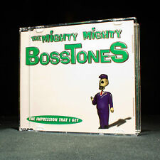 The Mighty Mighty Bosstones - The Impression That I Get - music cd EP