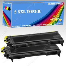 2x DS tóner compatible con Brother tn2000 fax-2825/fax-2910/fax-2920 bt101