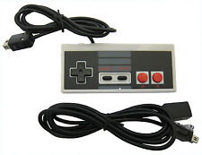 CONTROLLER FOR NINTENDO NES CLASSIC MINI EDITION + 12' FT EXTENSION CABLE