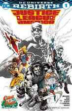 JUSTICE LEAGUE OF AMERICA 1 VOL 5 C2C COAST TO COMIC CON VARIANT