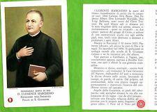 Reliquia –Santino - Reliquiario – Beato Clemente Marchisio