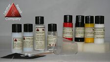 Leather Repair Kit For Sofa's, Chair & Furniture Restoration Scuff Repair Kit