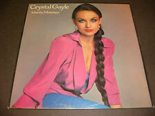 Crystal Gale,Miss The Mississippi, 1979 Columbia Records,LP,Vinyl, Album