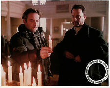 Lot of 4, Tom Hanks MINT color stills Sam Mendes ROAD TO PERDITION (2002)getSign