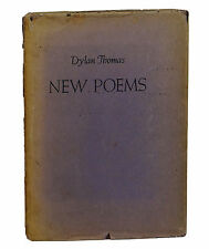 New Poems by DYLAN THOMAS ~ First Edition 1943 ~ 1/1000 in Cloth Issue 1st Print