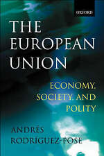 The European Union: Economy, Society, and Polity,GOOD Book